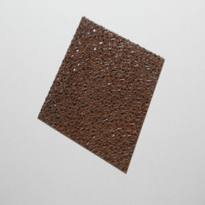 Transparent Color Plastic PC Embossed Polycarbonate Sheets pictures & photos