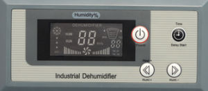 240L/Day Industrial Dehumidifier Machine for Warehouse pictures & photos