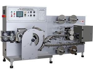 Irregular Lollipop Candy Die Forming and Packing Machine pictures & photos