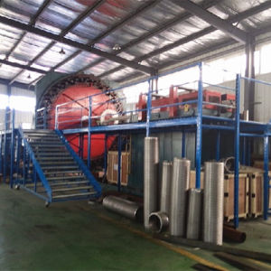 Braiding Machine for Flexible Metal Hoses pictures & photos
