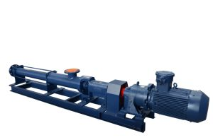 Large Capacity Single Screw Pump pictures & photos