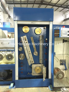 Hxe-22dwt Copper Fine Wire Drawing Machine with Annealer pictures & photos
