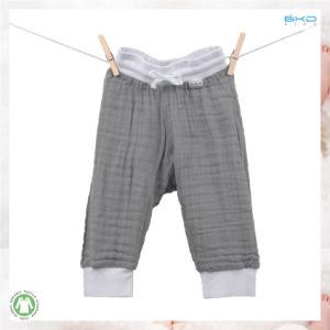 Muslin Baby Clothes Plain Infant Short pictures & photos