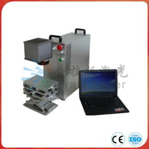 Automatic Laser Marking Machine for Car Brakes pictures & photos