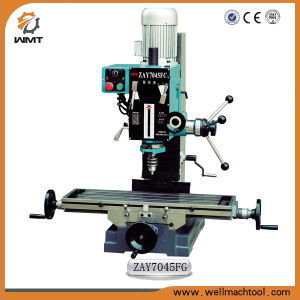 Round Column Belt Head Zay 7045 Milling and Drilling Equioment Factory Sale pictures & photos