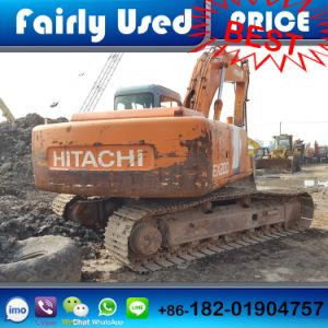 Good Condition Second Hand Hitachi Ex200 Hydraulic Excavator of Digger