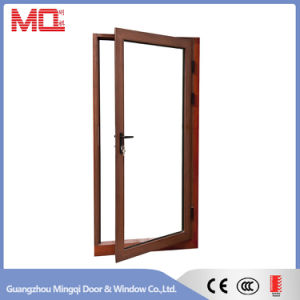 Customized Design Swing Door Aluminum Csement Door Mqd-04 pictures & photos