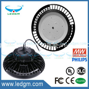 UL 240W LED UFO Industrial Light High Bay Lamp with Big Heatsink pictures & photos