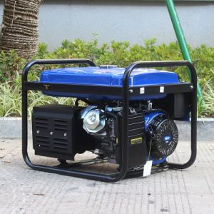 Bison (China) BS4500p 3kw 3kVA 3000W Fast Delivery 1 Year Warranty Gasoline Portable Electric Power Generator for Sale pictures & photos