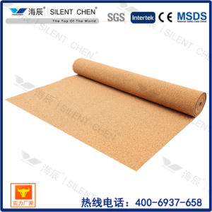 Acoustic Cork Underlay for Sound Insolation (cork30) pictures & photos