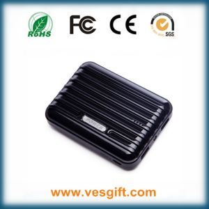 Mobile Power 6000mAh Power Bank Travel Charger pictures & photos