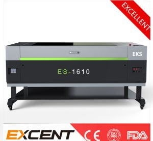 Wood Acrylic Nonmetal CO2 Laser Cutting and Engraving Machine for Sale Es-1610 pictures & photos