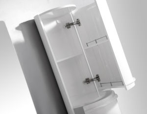 PVC Bathroom Cabinet with Side Cabinet pictures & photos