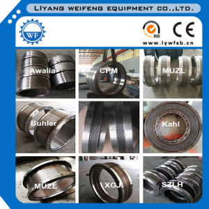 X46cr13 Stainless Steel Ring Die for Feed Pellet Mill pictures & photos