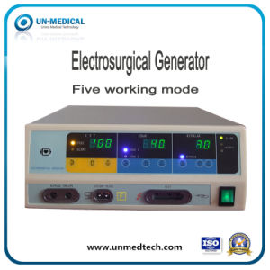 300W Electrosurgical Generator with Five Working Mode pictures & photos