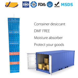 Powerful Absorbent Montmorillonite Desiccant Dry Pole for Shipment pictures & photos