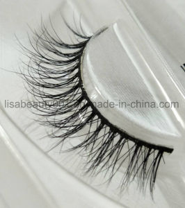 Hot Seller 3D Multy-Layers Handmade Lashes Real Natural Mink Eyelashes pictures & photos