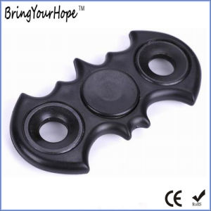 Batman Design Plastic Hand Spinner (XH-HS-008) pictures & photos
