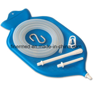 Medical Douche Enema Irrigation Bag pictures & photos