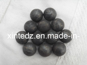 60mn and B2 Material High Hardness Forged Grinding Ball pictures & photos