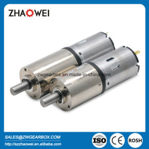 12V Brush/Brushless 32mm DC Planetary Gear Motor pictures & photos