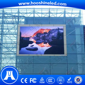 Good Uniformity P10 SMD3535 Video Display Screen pictures & photos