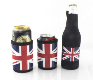 Wholesale Neoprene Foam Beer Can Holder, Can Cooler pictures & photos