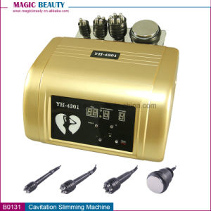 B0131 4 in 1 40k Cavitation Ulltrasound Radio Frequency Weight Loss Slimming Exilis Machine pictures & photos