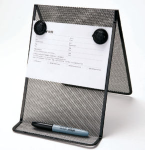 Cute Desk Accessories and Organizers/ Metal Mesh Stationery Organizer/ Office Desk Accessories pictures & photos