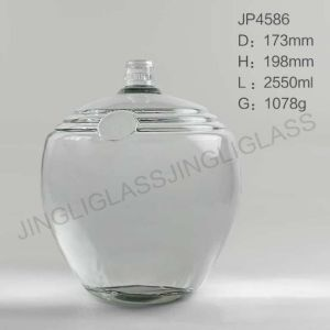 Chinese Factoty Competitive Price Wholesale Empty Wine Glass Bottles pictures & photos