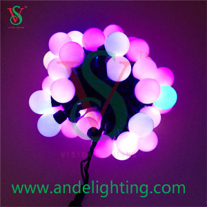 LED String Ball Light with 40 Balls for Christmas Wedding Decoration pictures & photos