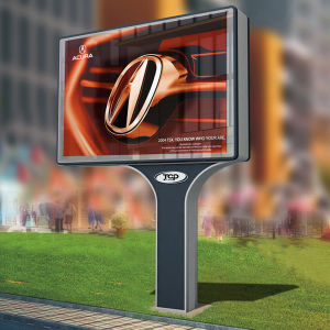 Outdoor Aluminum Alloy Advertising Megacom Board Light Box pictures & photos