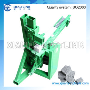 Ms3-10V Gravity Feeding Stone Brick Paver Splitting Machine pictures & photos