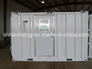 Light Steel Prefabricated Container House for Dormitory pictures & photos