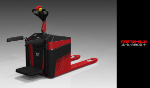 2t Full Eletric Power Pallet Lift with CE pictures & photos