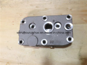 Compressor Cylinder Head for Truck OE No. 1697771 pictures & photos