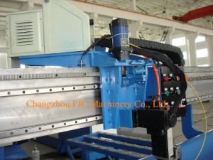 Automic Steel Drum Fish Scale Straight Seam Welding Machine pictures & photos