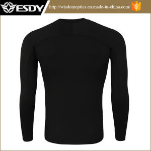 Wholesale Training Sport Long-Sleeved Thermal Underwear pictures & photos