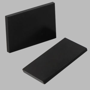 Coating Epoxy Rectangle Shaped Neodymium Magnet pictures & photos