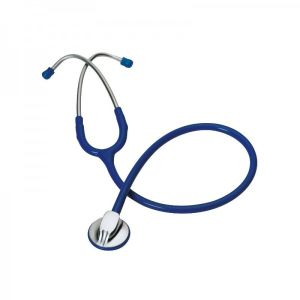 Single-Head Home Aluminum Stethoscope (HS-702) pictures & photos