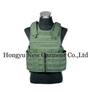 Nij Iiia Plate Carrier Body Armor Ballistic Molle Vest (HY-BA007) pictures & photos