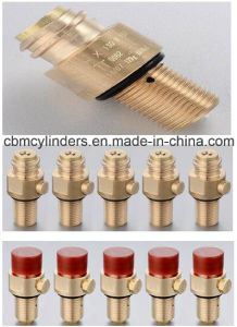 Tped Transportable Gas Cylinder Valves pictures & photos