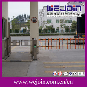 Smart Swing Barrier Used for Company Access Control pictures & photos