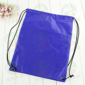 Promotional Drawstring Backpack, Customer Design M. Y. D-006 pictures & photos