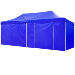 3m X 6m Blue Folding Outdoor Gazebo Marquee pictures & photos