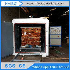 Large Output Fast Drying High Frequency Vacuum Wood Dryer Machine