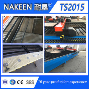 CNC Table Plasma Cutting Machine for Metal Sheet pictures & photos