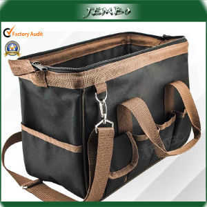 High Quality Two Layers Multifunction Shoulder Big Tool Bag pictures & photos