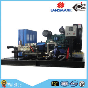 High Pressure Hydro Blaster for Airport Rubber Removal (JC271) pictures & photos