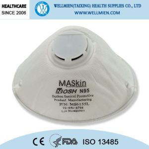 N95 Dust Mask Respirator pictures & photos